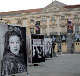 Exposición Camerinos de Sergio Parra,  1