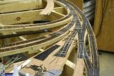 Complex track work