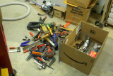 Pile o' tools!