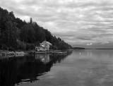 Hus vid Bråviken