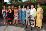 Friends and families at Hualalai