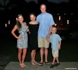 Stephen, Kristie, family
