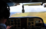 Stephen landing Upolu Airport