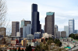Seattle and Freeway