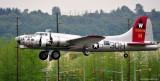 Aluminum Overcast B-17G