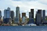 Seattle and WA Ferry
