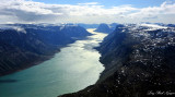 Fjord of Sondrestrom, Greenland