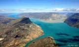 Sondrestrom Fjord, Greenland