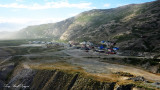 Kangerlussuaq  and Airline Terminal and hotels Greenland