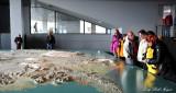 visitors to Reykjavik city hall
