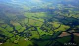 Landscape around Balfron, Scotland