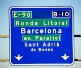 to Barcelona