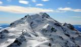 Kennedy Peak and Glacier on Glacier Peak