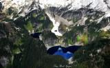 Cub Lake and Itswoot Lake
