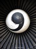 Engine on Number 1 Boeing 747