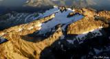 Mt Daniel and Lynch Glacier