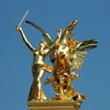 Fames restraining Pegasus
