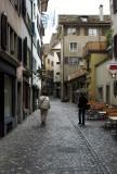 Isebahnli, Froschaugasse, Zurich