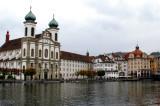 Jesuitenkirche Franz Xaver Luzern