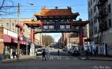 Dragon Gate Chinatown Seattle