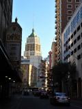 Empire and downtown San Antonio