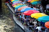 River Walk dining, San Antonio TX