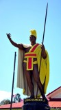 King Kamehameha Statue, Kapaau, Hawaii