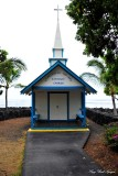 St Peters by the Sea Catholic Church, Kahaluu-Keauhou, Hawaii
