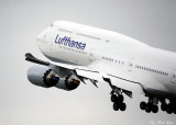 Lufthansa, Boeing 747-8i, Boeing Airplane Company, Seattle