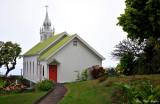 Painted Church, St. Benedict Catholic Church, Honaunau, South Kona, Hawaii