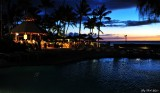 Hale Kai Restaurant, Fairmont Orchid, Hawaii