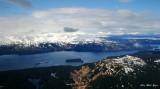 Mount Herman, Spruce Island, Narrow Strait, Kodiak Island, Alaska