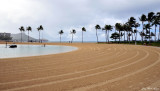 Hilton Lagoon, Diamond Head, Waikiki, Oahu, Hawaii