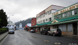 downtown Sitka, Southeast Alasaka