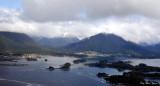 Sitka, Mt Verstovia, The Sisters, Southeast Alaska