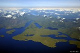 Codville Lagoon Marine Provincial Park, Queen Charlotte Sound, British Columbia, Canada