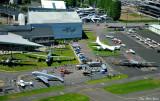 Memorial Weekend 2012, Museum of Flight, Boeing Field, Seattle