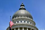 Utah State Capital Dome, Salt Lake City, Utah