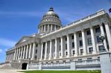Utah State Capital, Salt Lake City, Utah