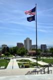 Downtown Salt Lake City, Utah State Capital, Utah