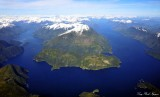 viscount Island, Knight Inlet, British Columbia, Canada