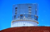 Subaru Observatory Telescope, Mauna Kea, Hawaii