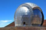 Caltech Submillimeter Observatory, Mauna Kea, Hawaii