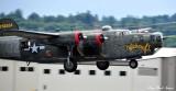 Witchcraft, B-24 Liberator, Boeing Field, Seattle