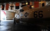 SH-3 SeaKing Helicopter, USS Hornet Museum, Alameda ,California