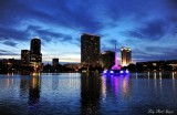 Downtown Orlando, Lake Eola, Orlando, Florida