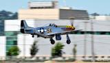 Upupa Epops, P-51D Mustang, Seafair 2012, Boeing Field, Seattle