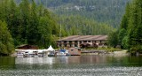 Eagle Nook Resort, Vernon Bay, Barkley Sound, Vancouver Island, BC, Canada