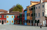 Siesta in Burano