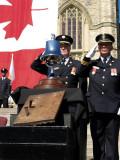 CFFF Memorial Ceremony, 2011